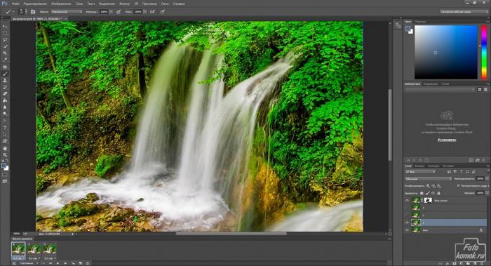 Анимация водопада-06