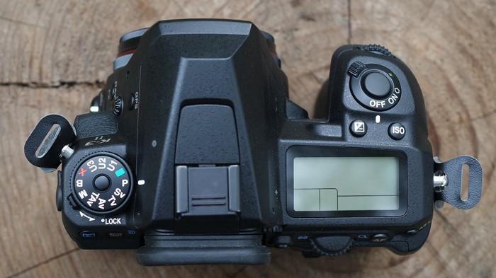 Pentax DA 40mm f/2.8 Limited HD - тестовые фотографии