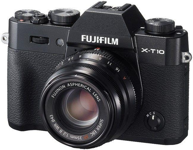 Fujinon XF35mm f/2 R WR