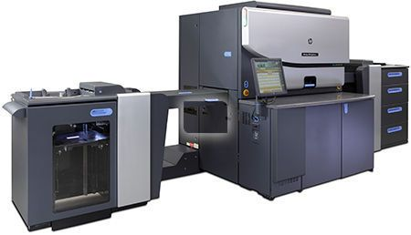 HP Indigo 7800