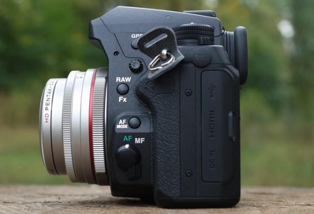 Тест фотокамеры Pentax K-3 II
