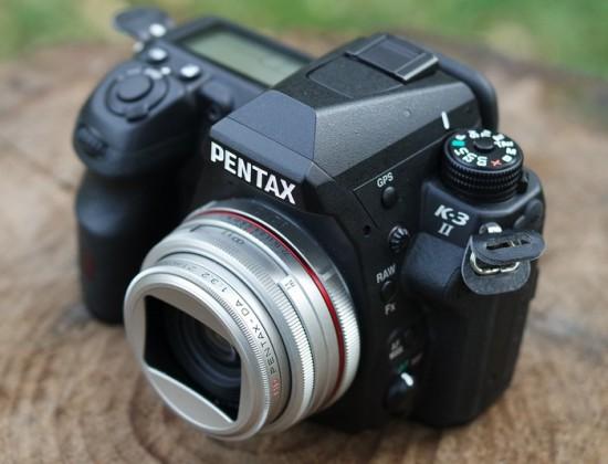 Pentax SMC DA 21mm f/3.2 AL Limited - тестовые фотографии