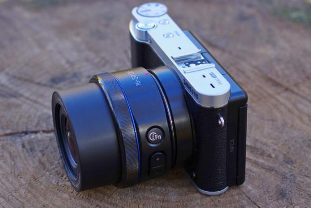 Объектив Samsung 16-50 mm f3.5-5.6 ED OIS Power Zoom - тестовые фотографии