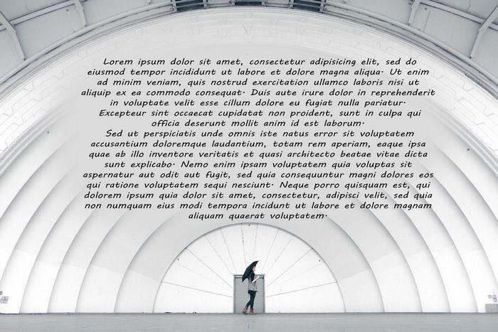 Вставка текста в Фотошоп
