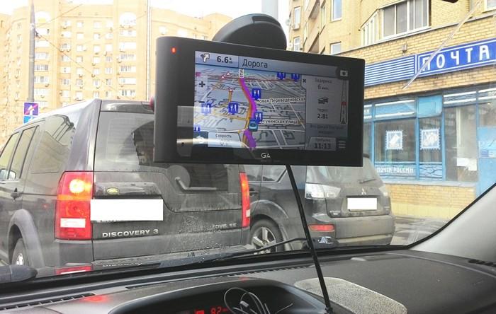 NuviCam LMT Rus - на стекле