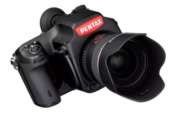Pentax 645Z IR