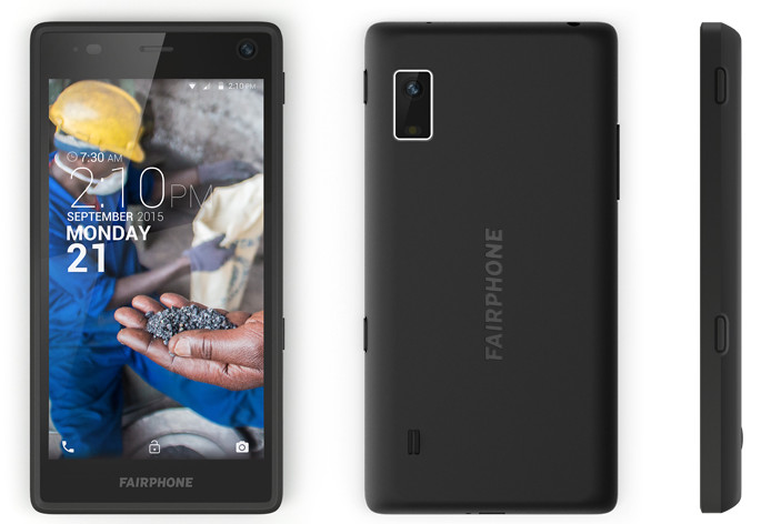 Модульный смартфон Fairphone 2
