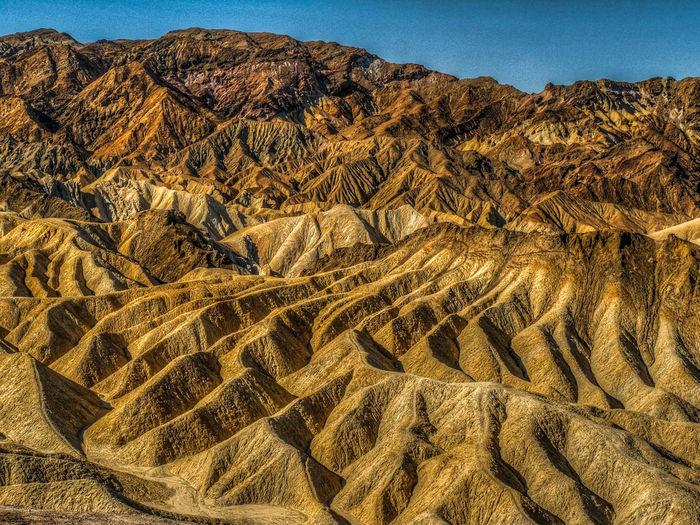 Национальный парк «Долина Смерти», США