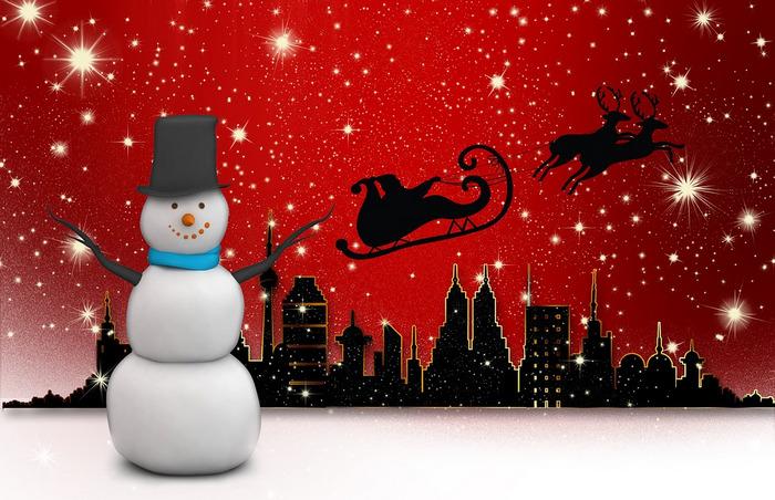 snow-man-66455_960_720
