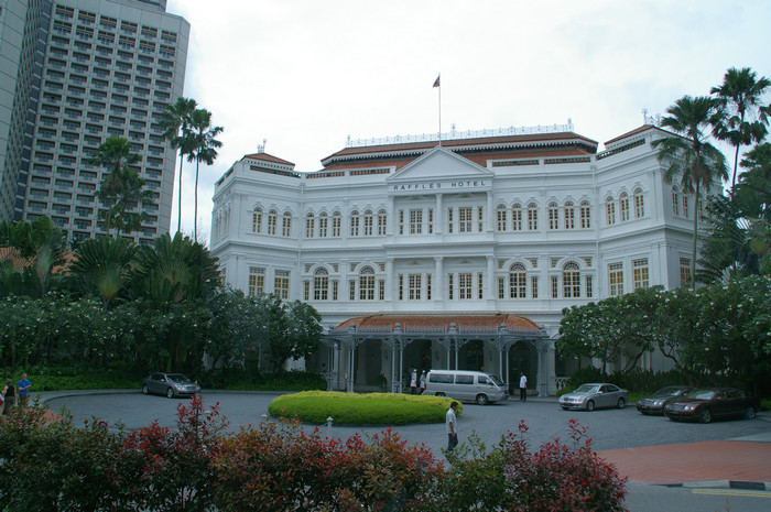 Ruffles-отель, Сингапур