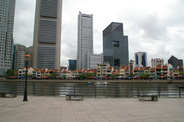 Нескучный Сингапур