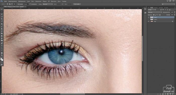 Обработка глаз в фотошоп-05