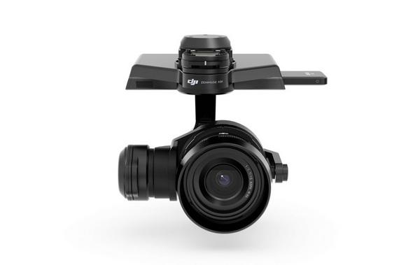 DJI Inspire 1 RAW-cam