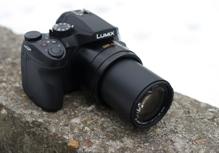 Panasonic LUMIX DMC-FZ300 - зум
