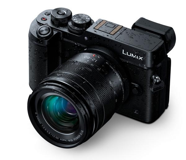 LUMIX G VARIO 12-60 мм / F3.5—5.6 ASPH. / POWER O.I.S. (H-FS12060)