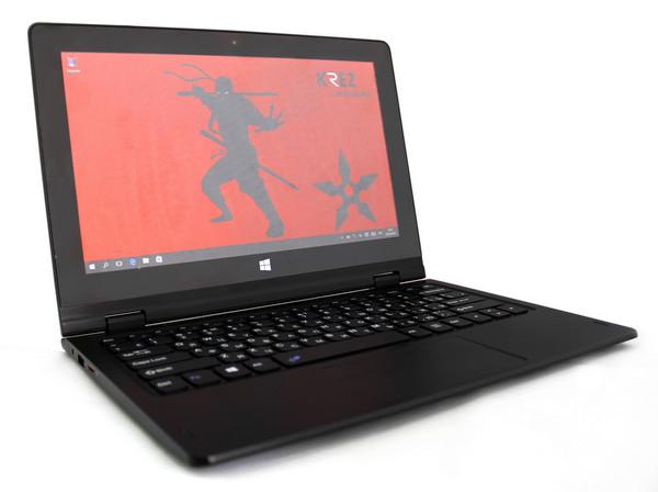 Ноутбук-трансформер KREZ Ninja