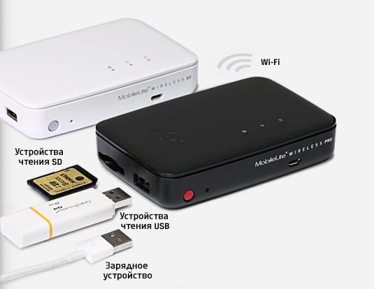 MobileLite Wireless Pro