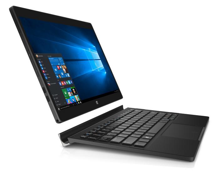 Новые корпоративные ноутбуки и планшеты Dell