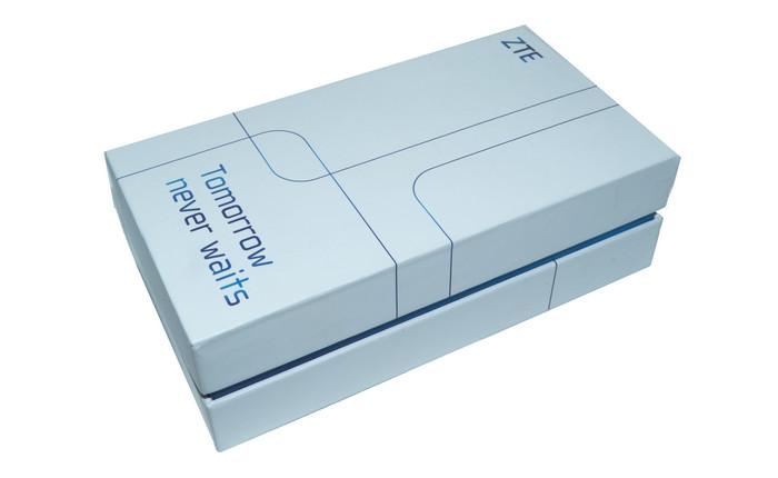 ZTE Blade X5 - упаковка