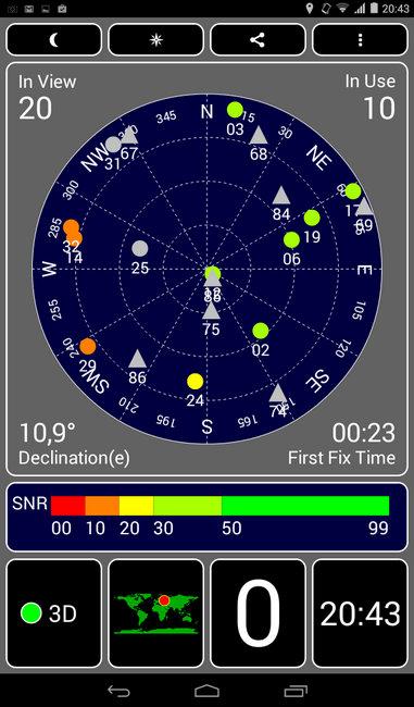 Archos-70 GPS