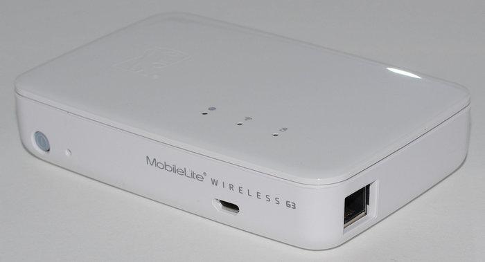 Kingston MobileLite Wireless G3 - right
