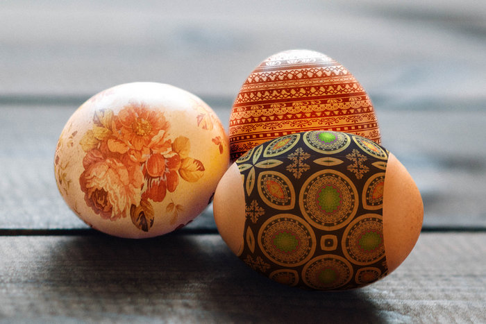 пасхальные яйца в Фотошоп-3