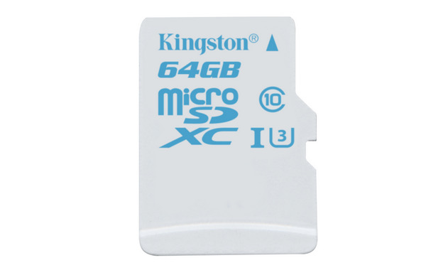 Kingston microSD Action Camera UHS-I U3