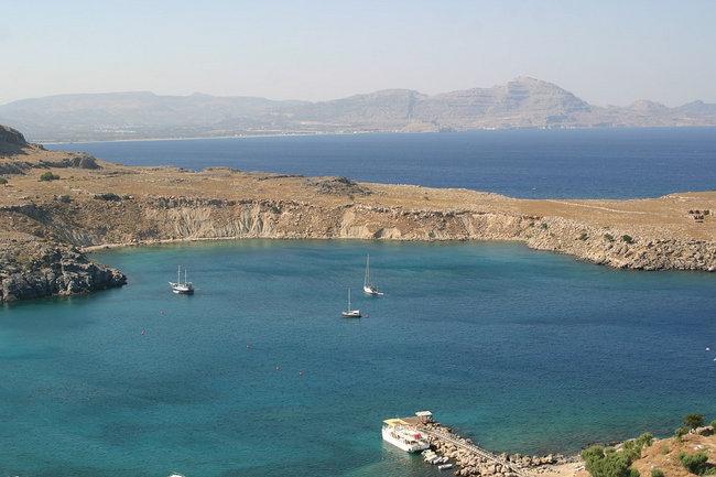 трекинг на острове Родос