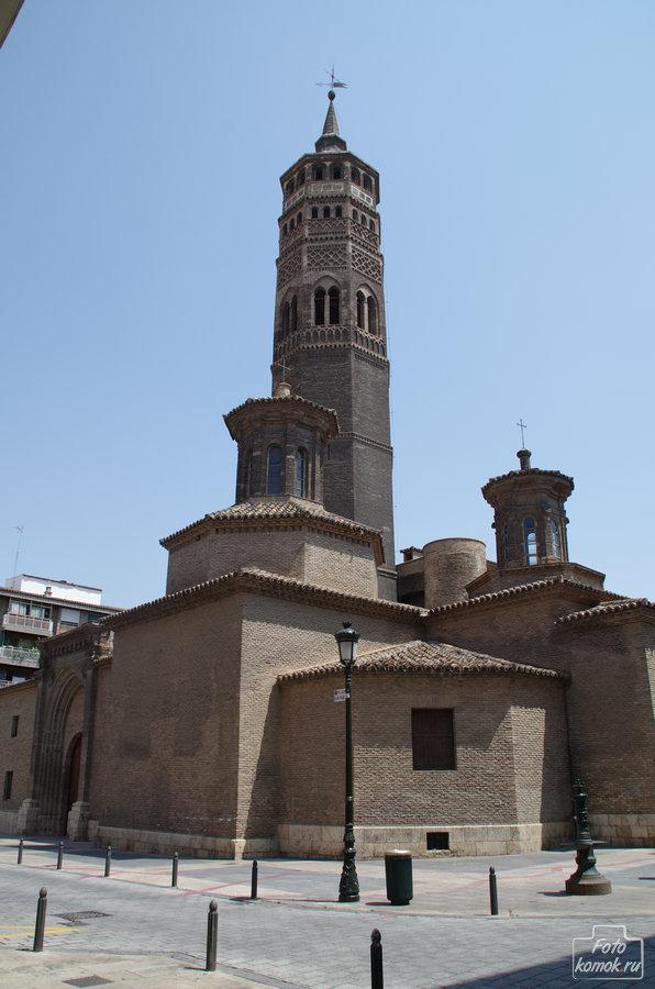 церковь Сан-Пабло, Сарагоса