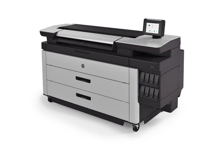 HP PageWideXL 5000MFP