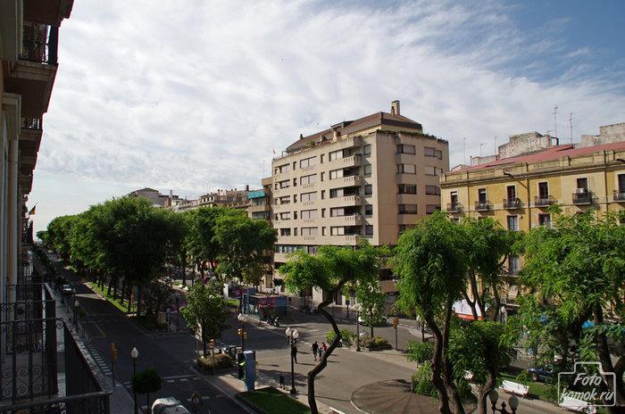 Рамбла Нова, Таррагона