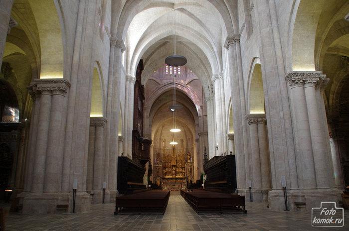 Кафедральный собор, Таррагона