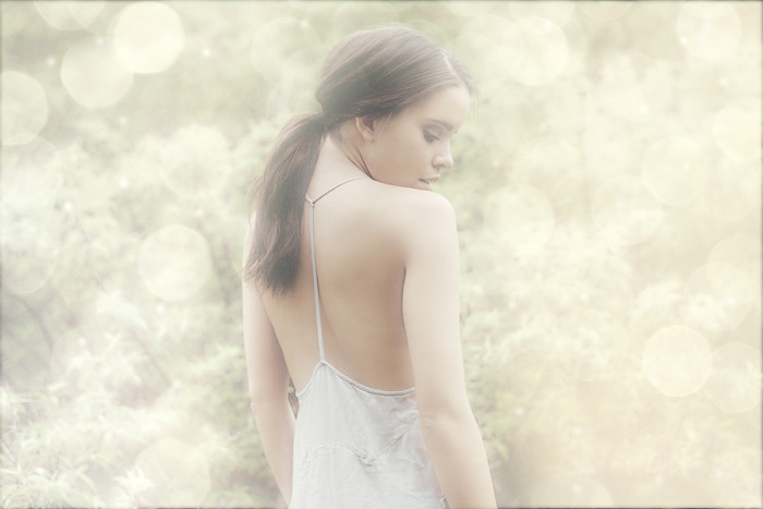 Обработка летней фотографии
