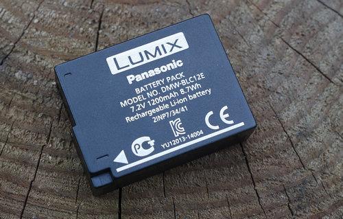 LUMIX DMC-GX8 аккумулятор