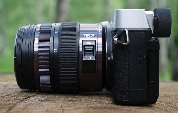 Объектив Panasonic 12-35mm f/2.8 Aspherical O.I.S. - тестовые фотографии
