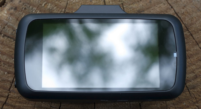 Pantera-HD Ambarella A7 GPS сзади