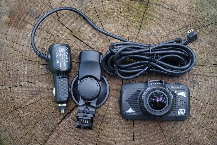 Pantera-HD Ambarella A7 GPS комплект