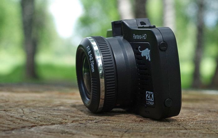 Pantera-HD Ambarella A7 GPS справа