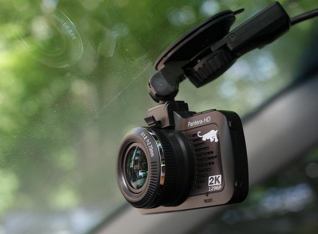 Pantera-HD Ambarella A7 GPS поворот