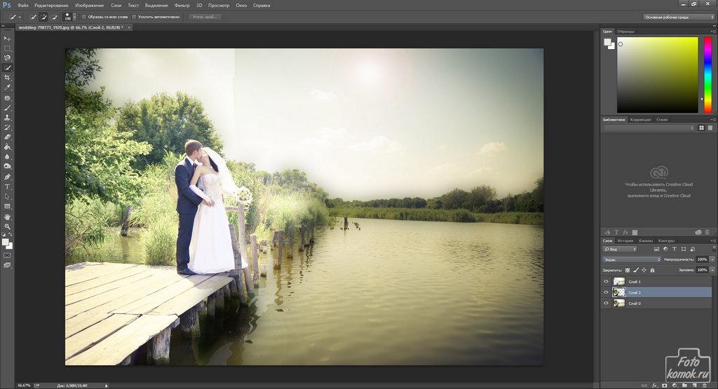 Обработка свадебной фотографии-06