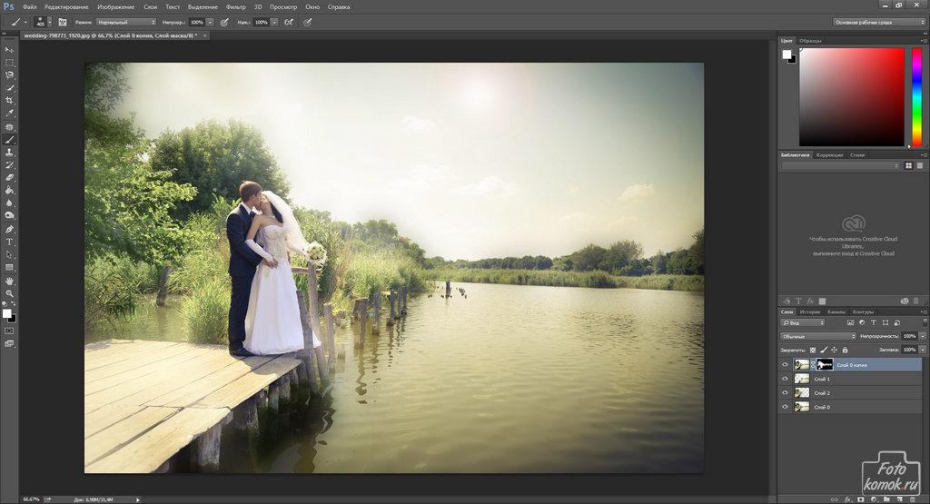 Обработка свадебной фотографии-08
