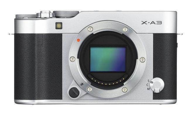Fujifilm-X-A3-front