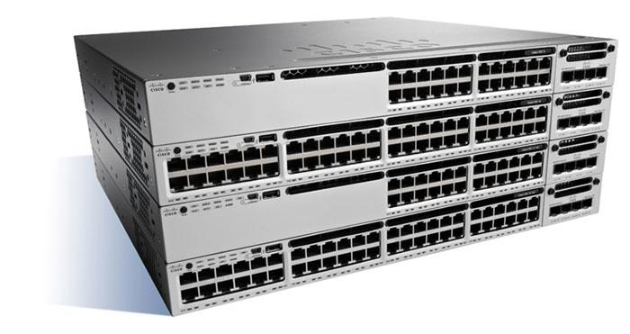 Switch Catalyst 3850