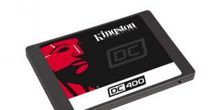 Kingston DC400 SSD