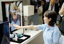 «Умное» зеркало от Panasonic научилось печатать идеальную кожу