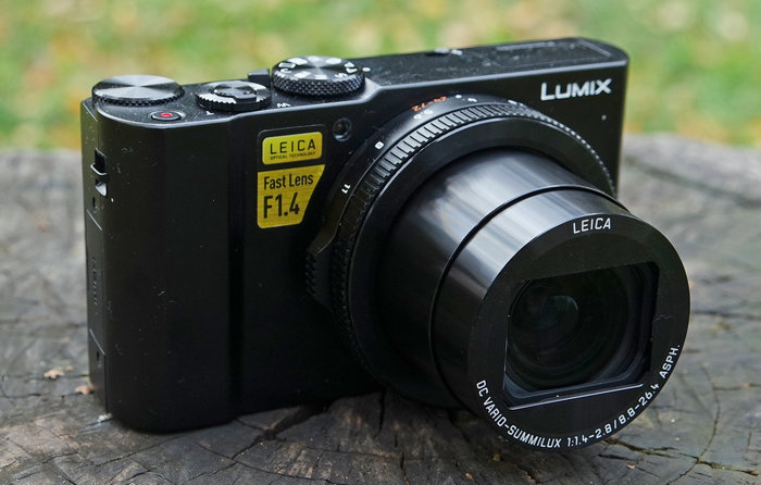 Panasonic DMC-LX15 main