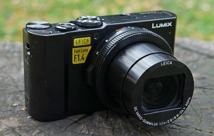 Panasonic DMC-LX15 main