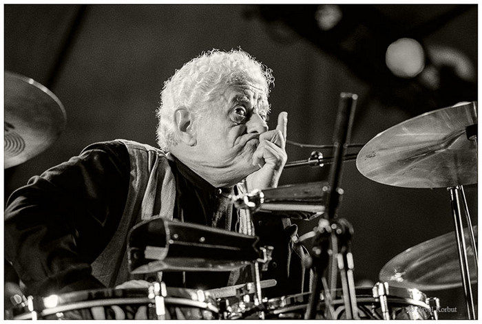 18.07.1999 Stockholm. Stockholm Jazz & Bblues Festival. Tito Puente (percussion) and His Latin Jazz Ensemble.