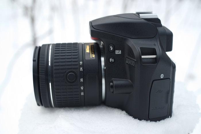 Nikon D3400-l