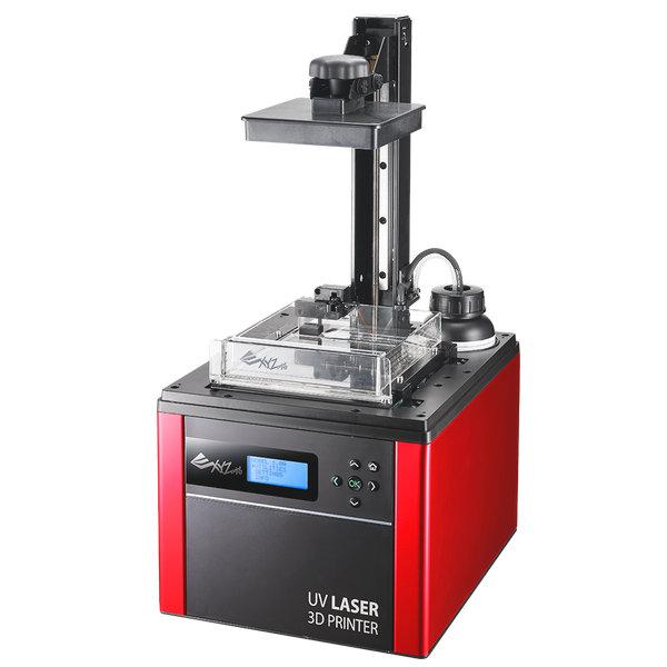 3D-принтеры Nobel 1.0A и da Vinci 1.0 Pro 3-in-1